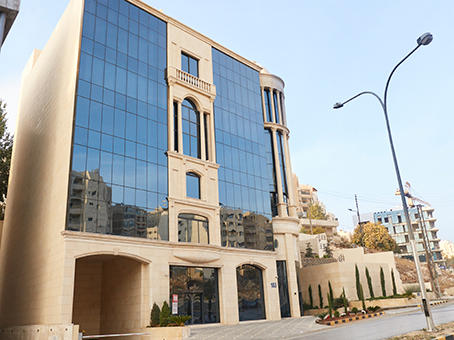 Regus - Amman, Armada tower