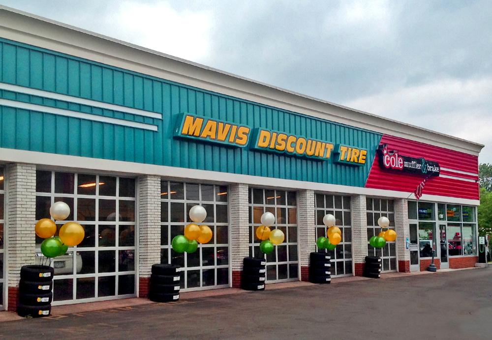 Mavis discount tire coupon