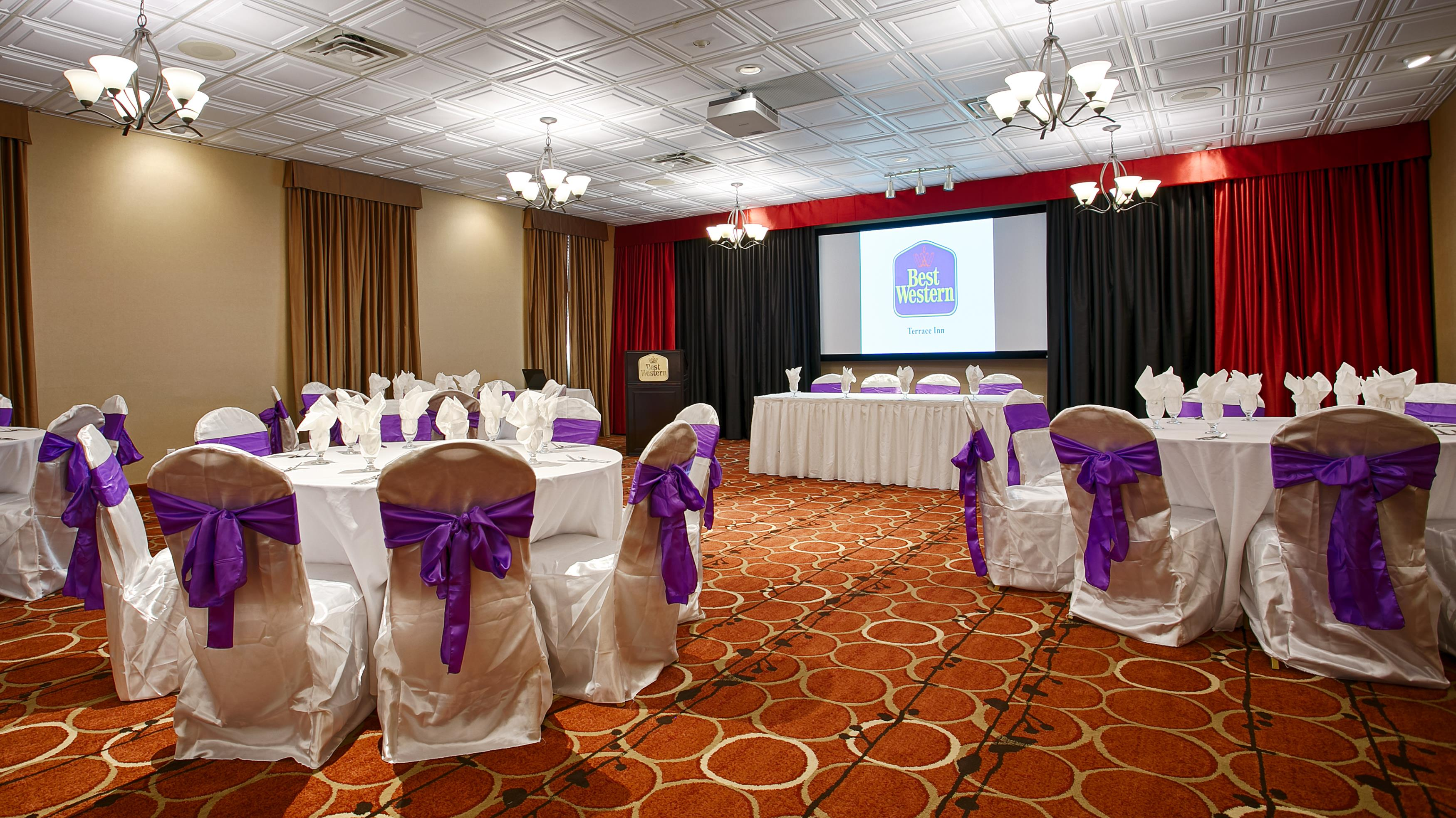 Best Western Terrace Inn in Terrace: Wedding Event