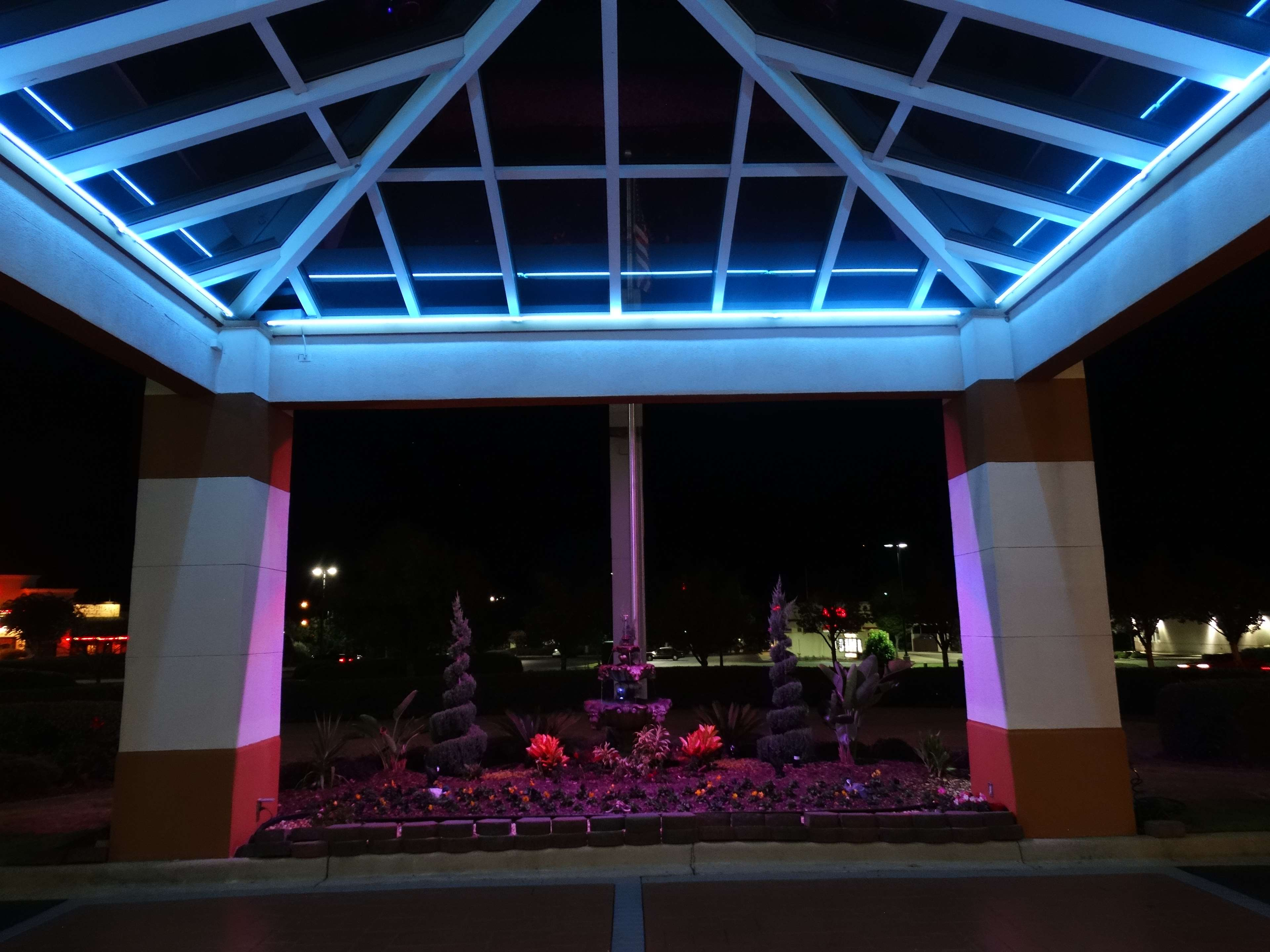 Lighted Canopy