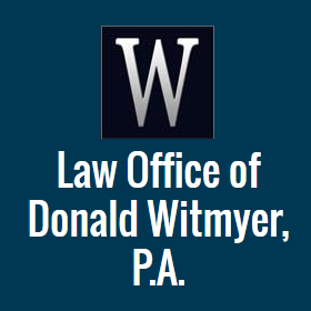 Law Office of Donald Witmyer, P.A.