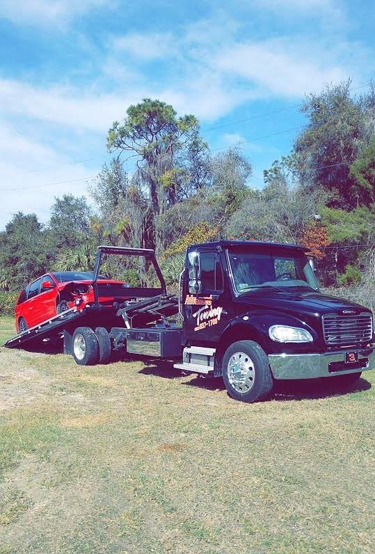 Advanced Towing image 23