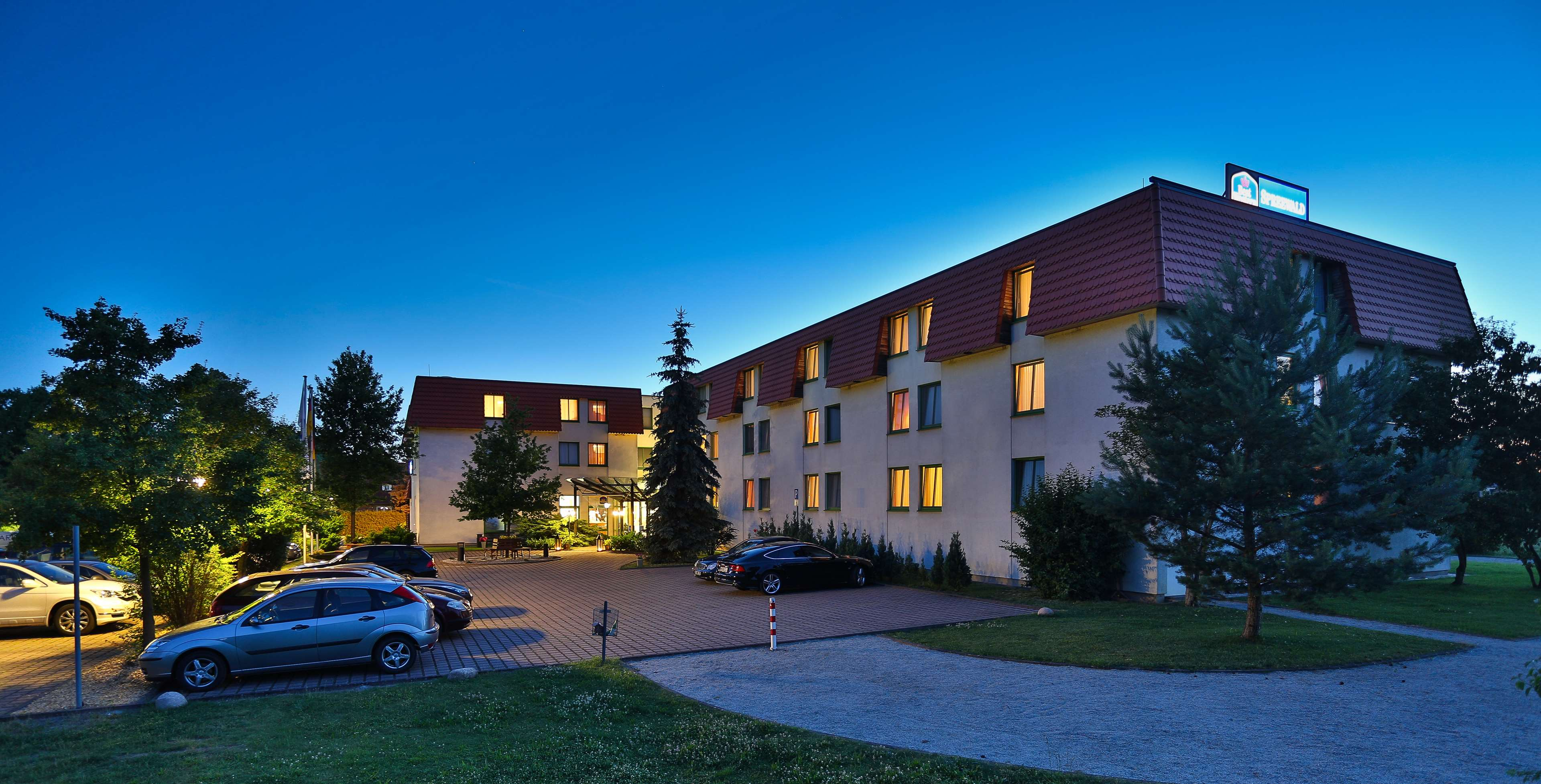 Hotel Best Western In Lubbenau