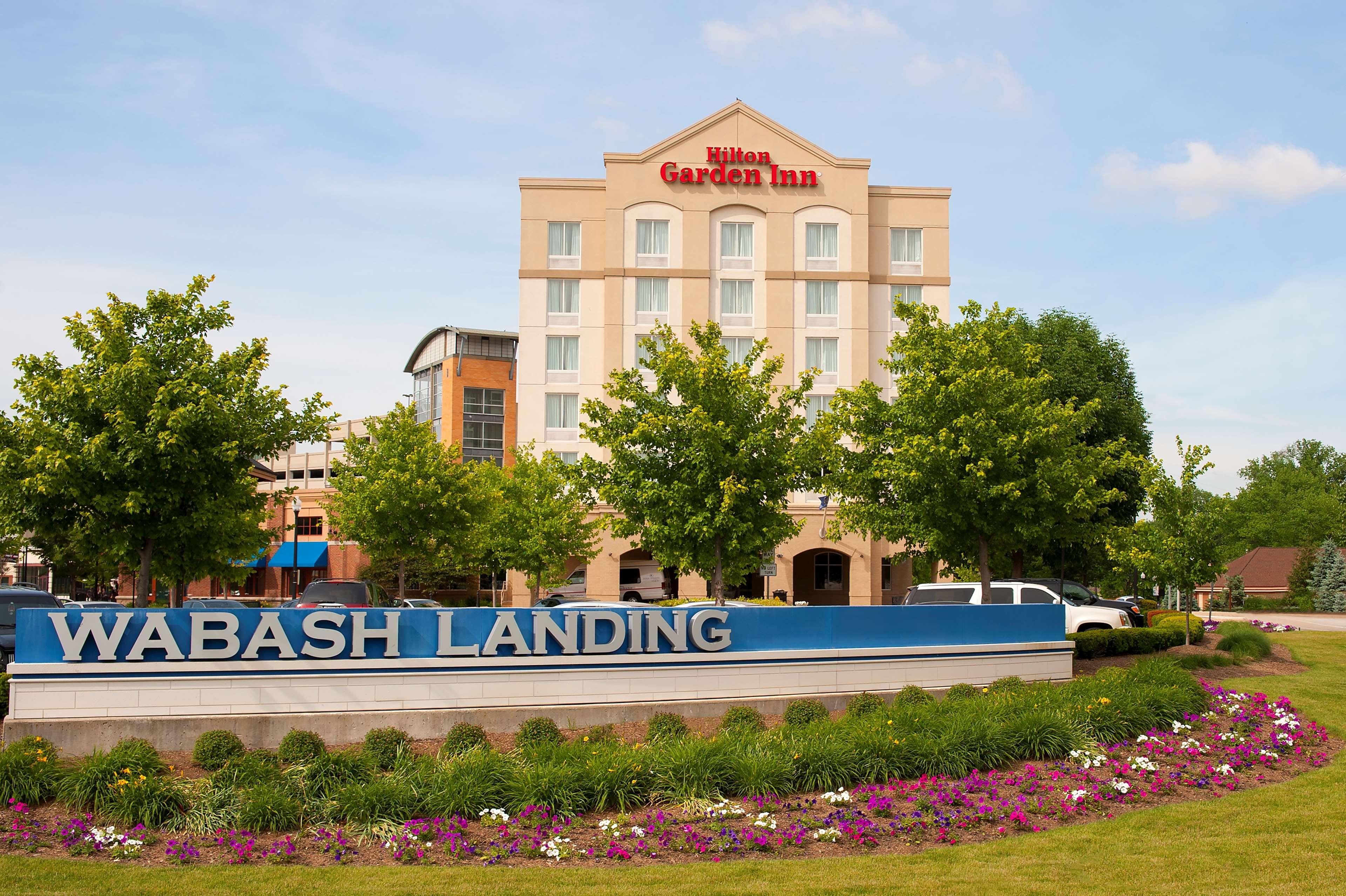 Hilton Garden Inn West Lafayette Wabash Landing image 0