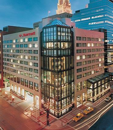 Rochester Marriott Mayo Clinic Area image 9