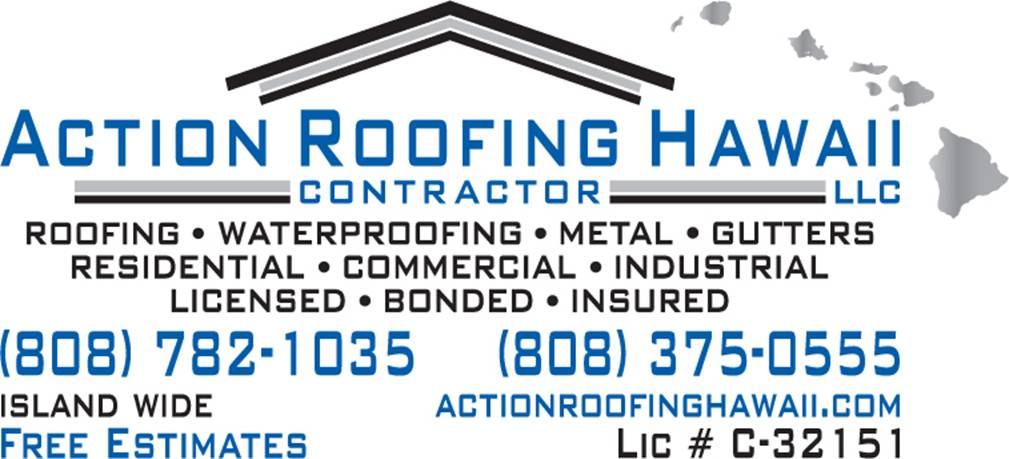ACTION ROOFING HAWAII LLC