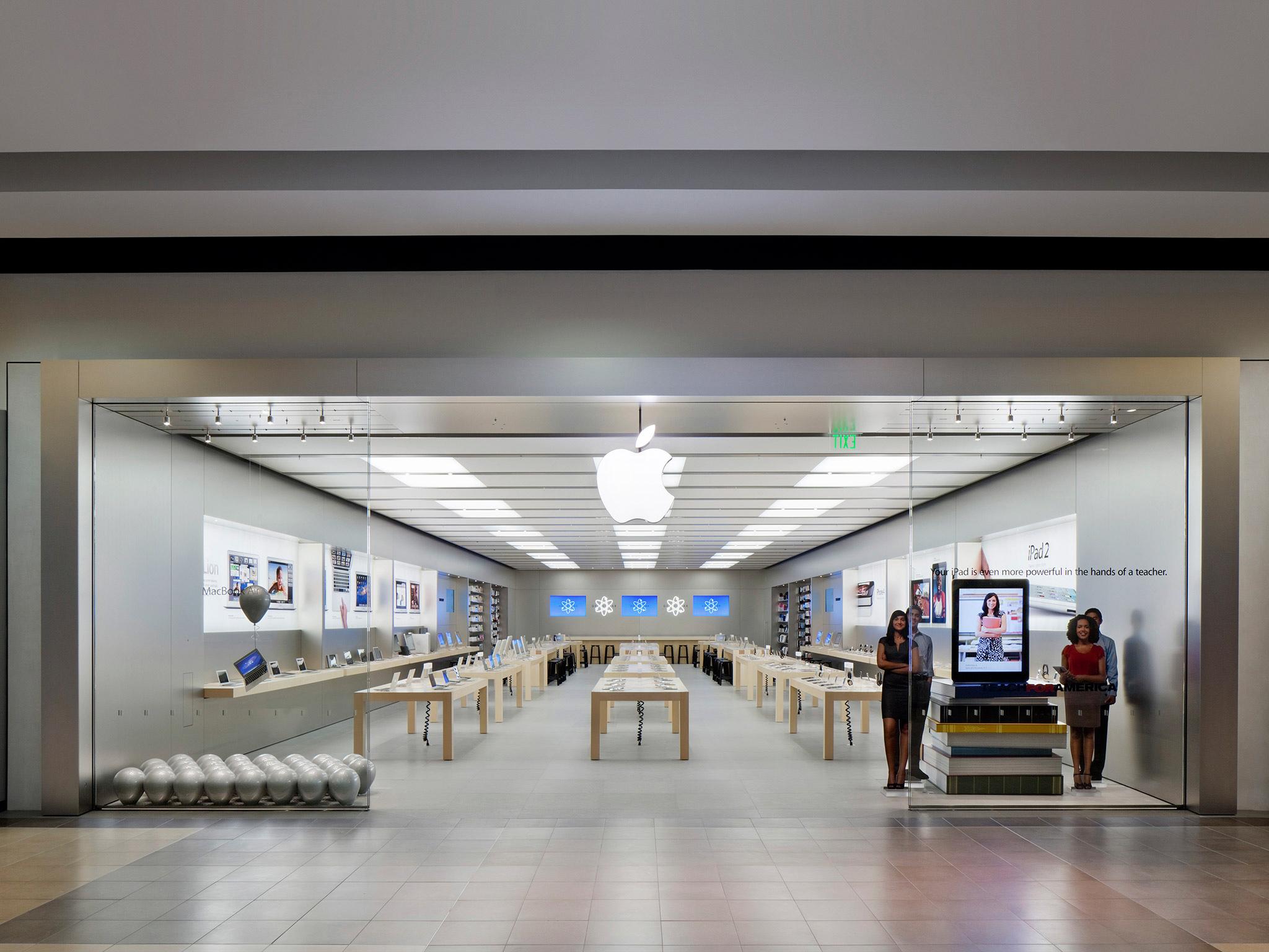 Apple fashion place mall utah 89