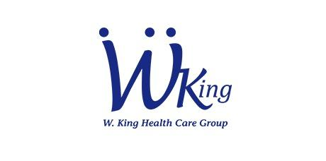 William King, MD, JD, AAHIVS