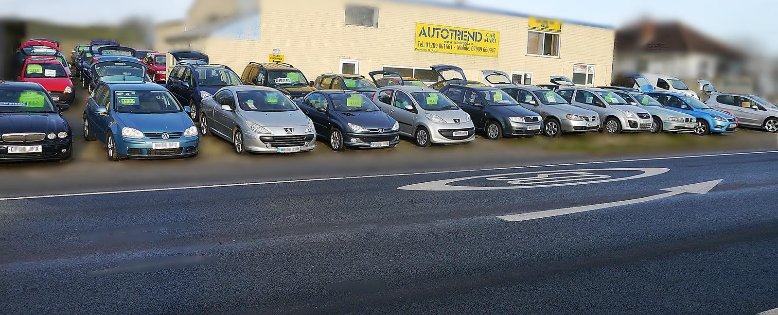 Car Dealers Penryn