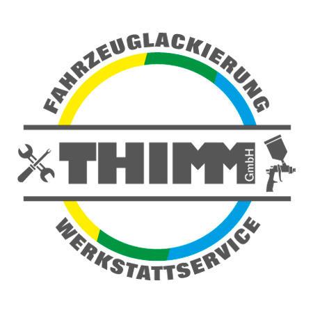 Logo von Fahrzeuglackierung & Werkstattservice Thimm GmbH
