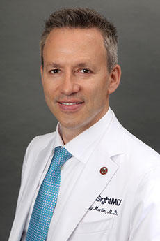 Dr. Jeffrey Martin, , Eye Care Specialist