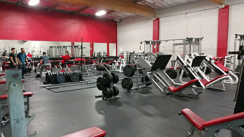 Powerhouse Gym San Jacinto image 0
