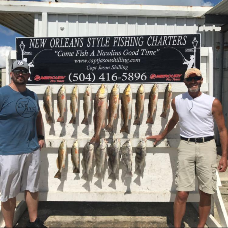 New Orleans Style Fishing Charters LLC image 6