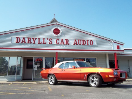 Darylls Car Audio image 2