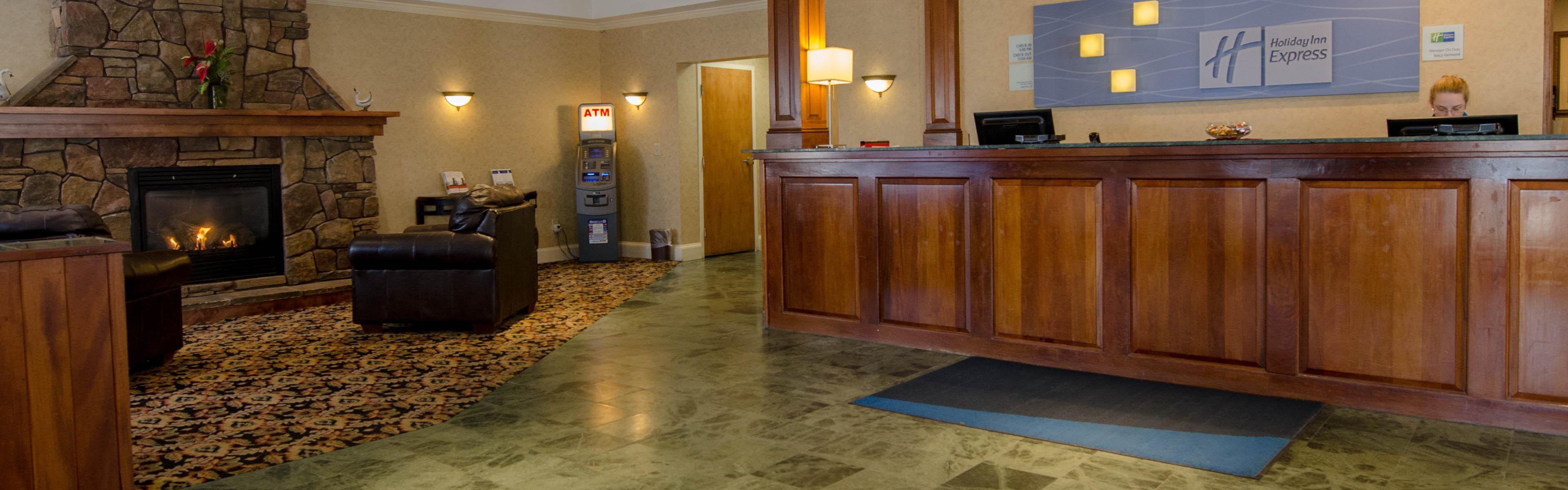 Holiday Inn Express South Burlington image 0