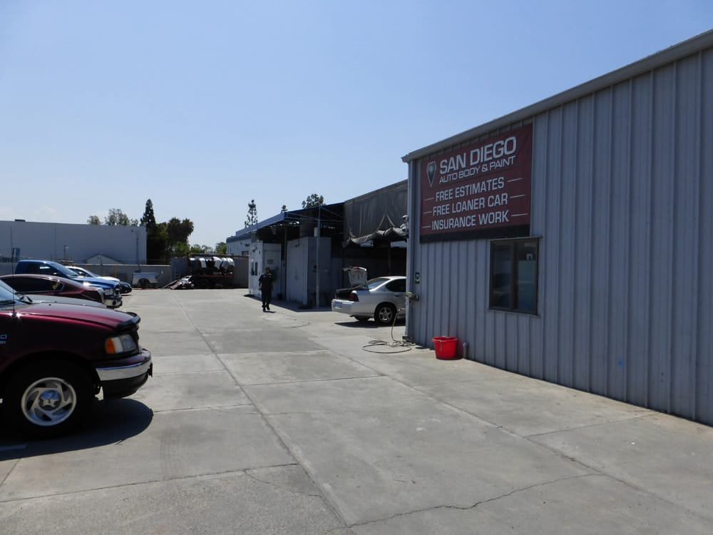 San Diego Auto Body and Paint image 21