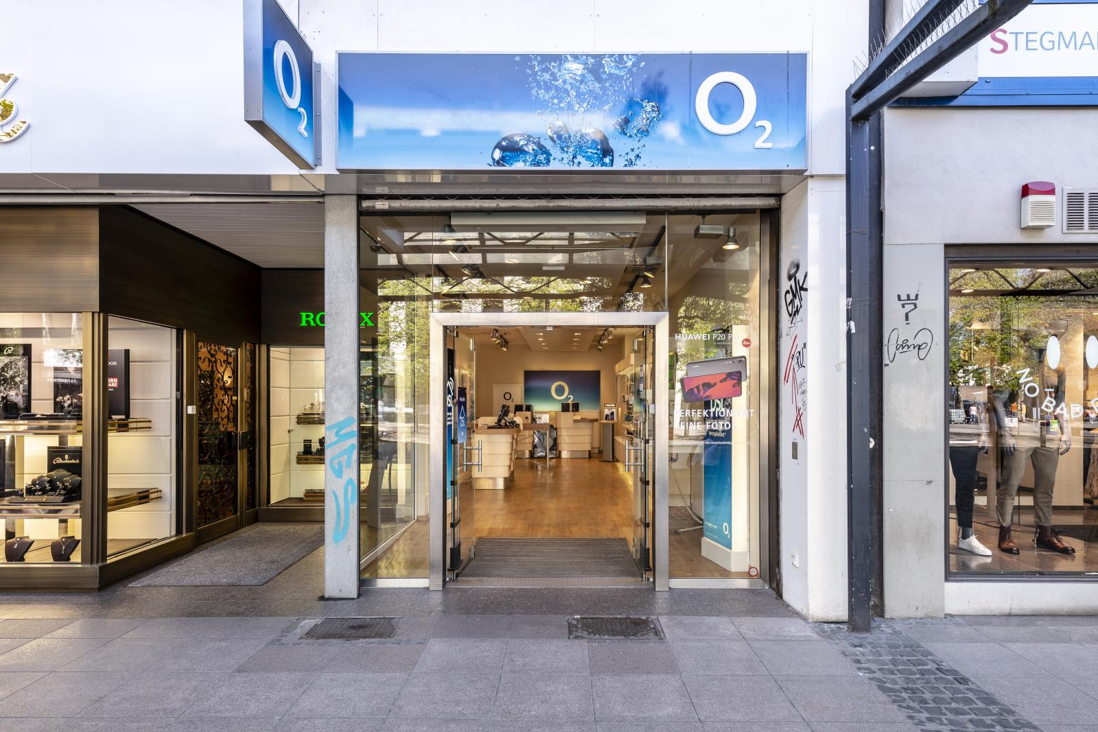 o2 Shop, Königstraße 6 in Duisburg