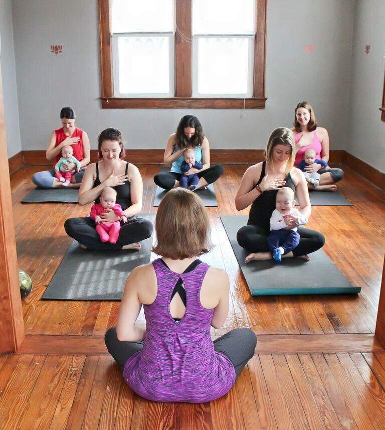 Barefoot Yoga Studio image 4