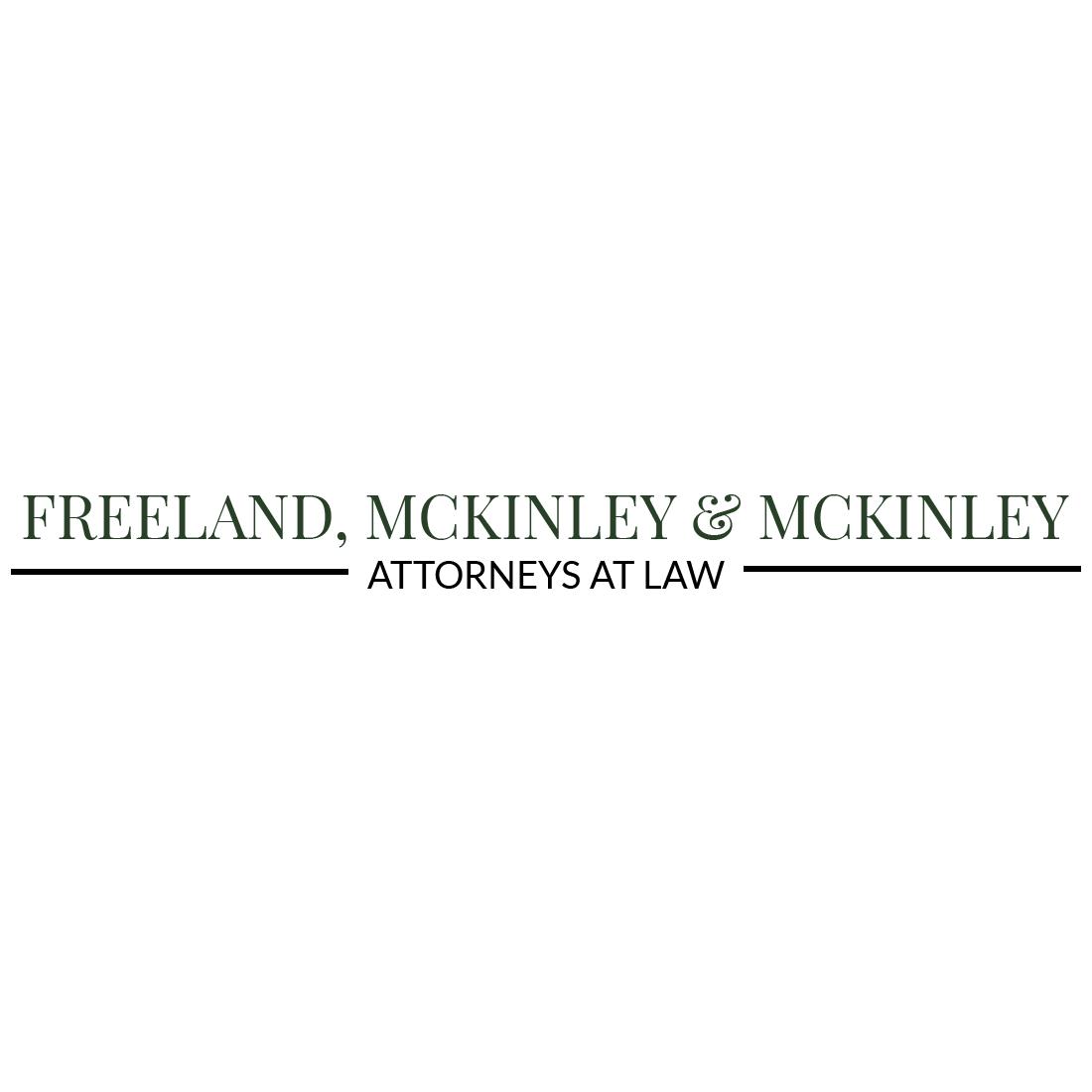Freeland, McKinley & McKinley