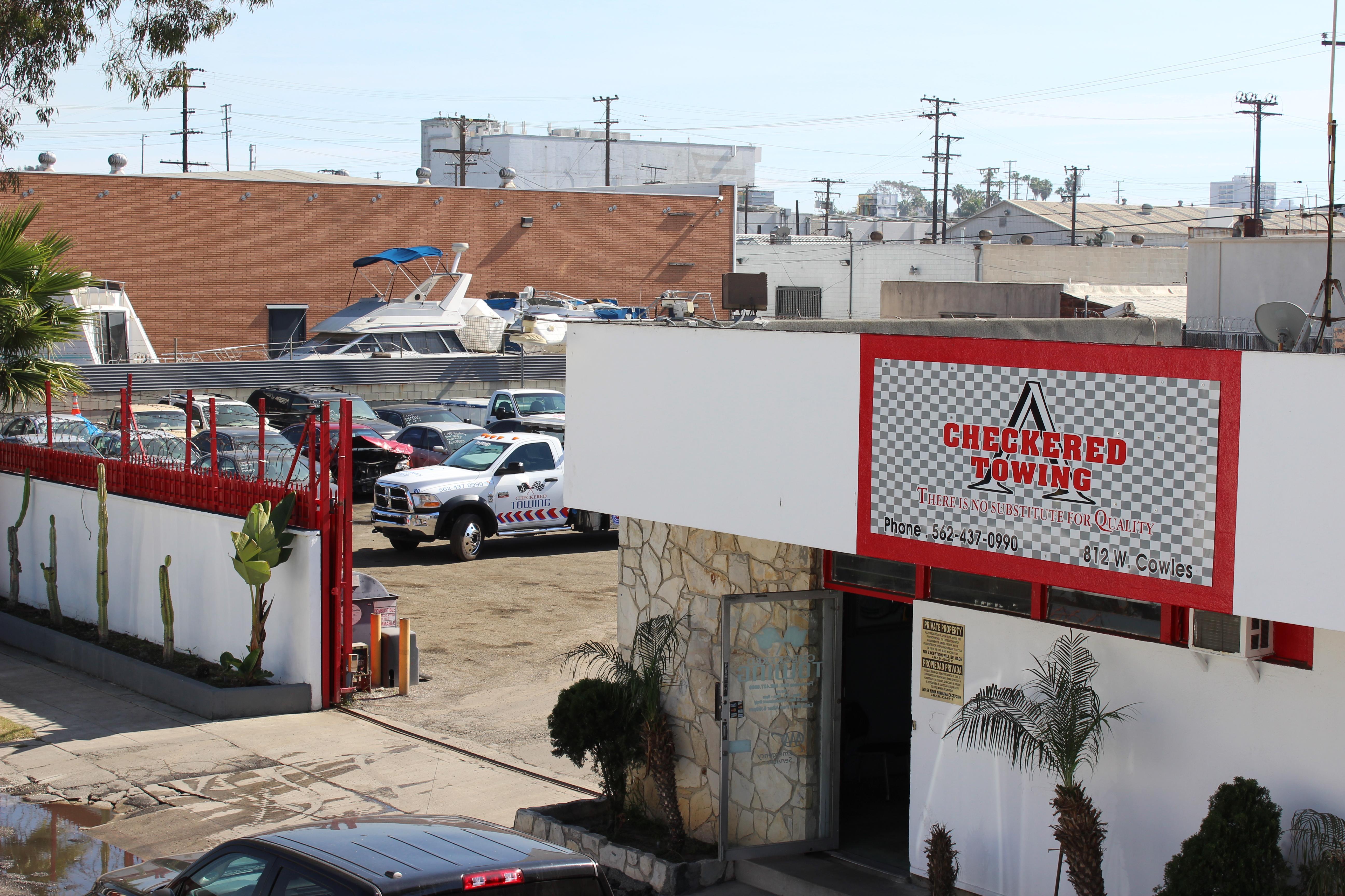 A A Towing Inc Long Beach Ca