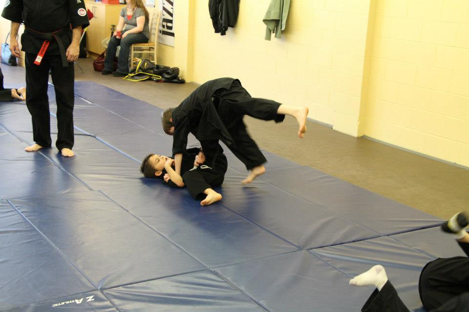 Balmer Martial Arts & Fitness Center image 7