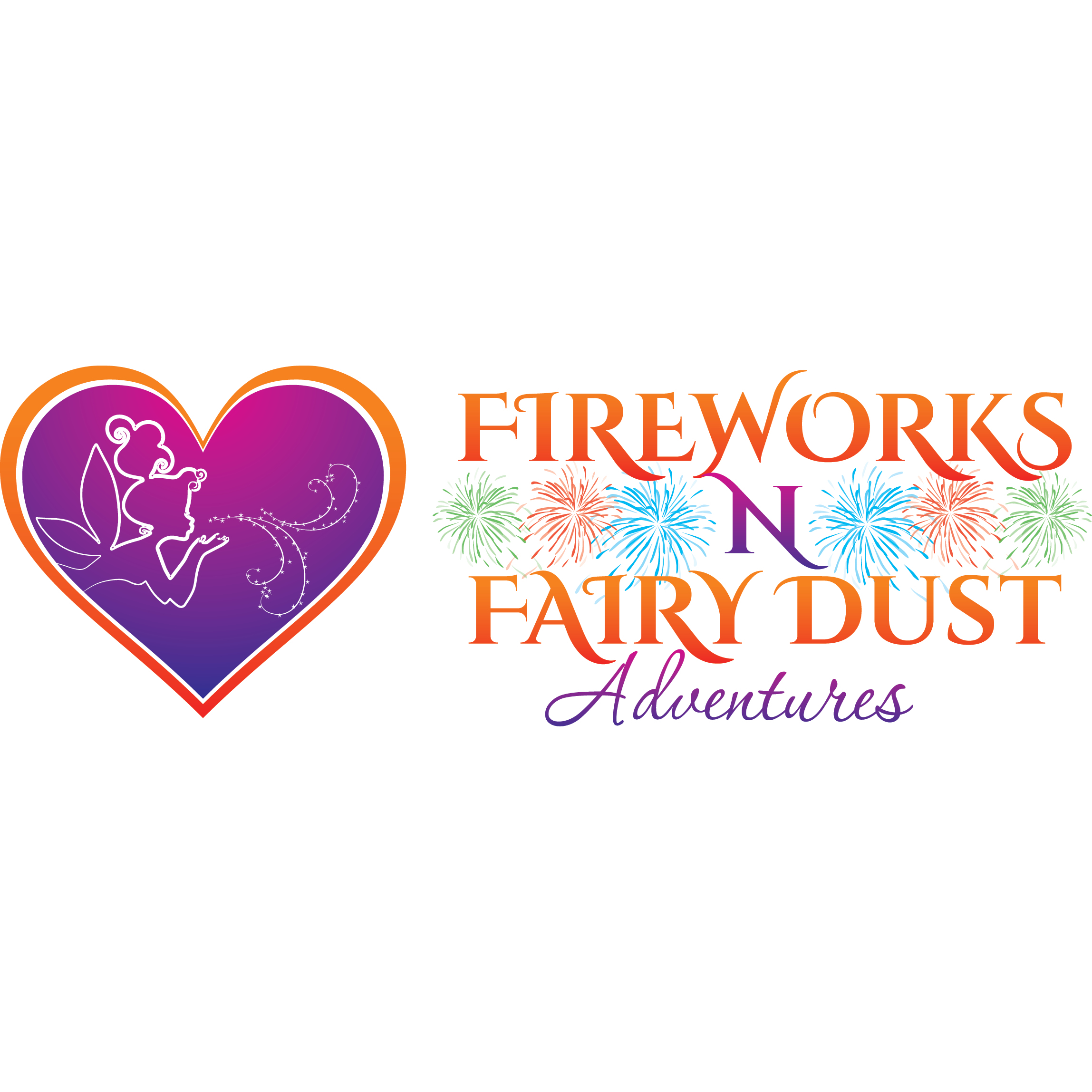 Fireworks n Fairy Dust Adventures (Fix My Attitude Travel)