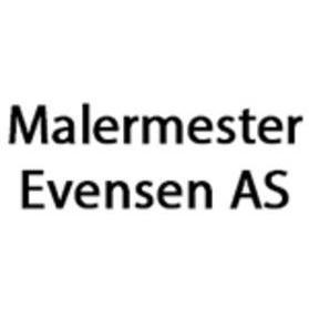 Malermester Evensen AS logo