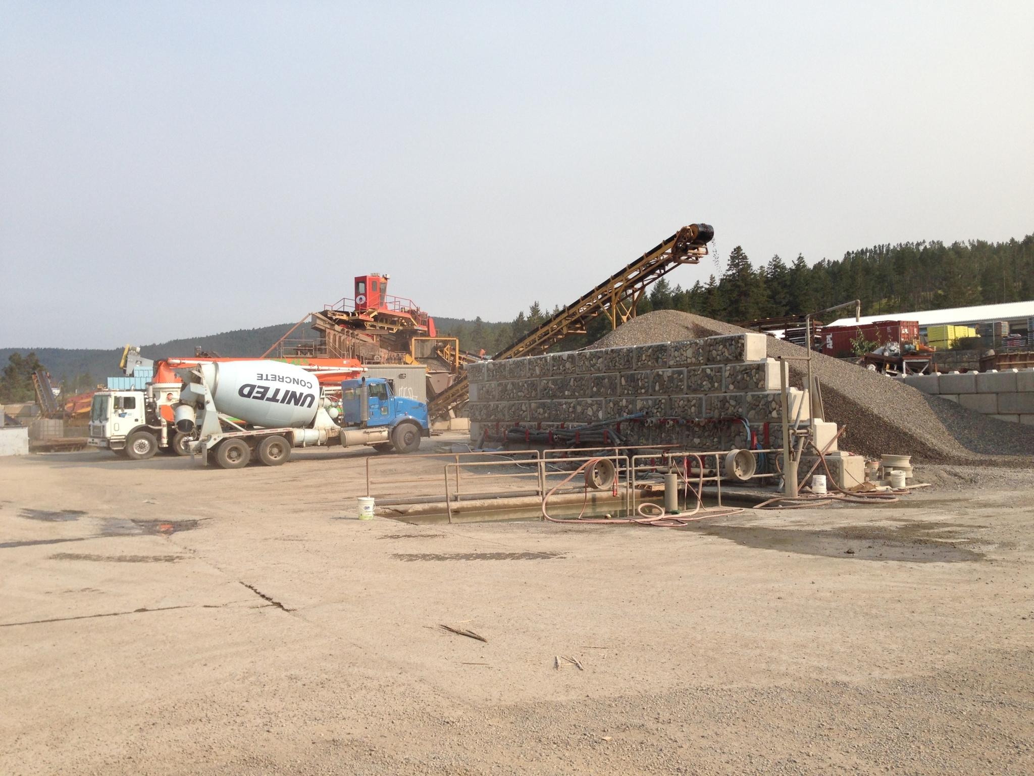 United Concrete & Gravel Ltd in Williams Lake
