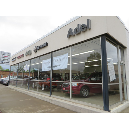 Adel Chrysler Dodge Ram Jeep