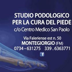Centro per La Cura del Piede ( Podologia ) Pagliari Dr.ssa Enrica
