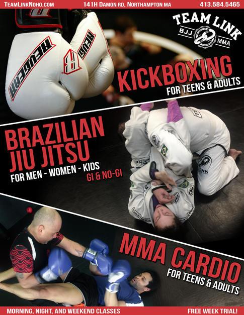 Brazilian Jiu Jitsu | Cardio MMA | Kickboxing - TEAM LINK NORTHAMPTON image 4