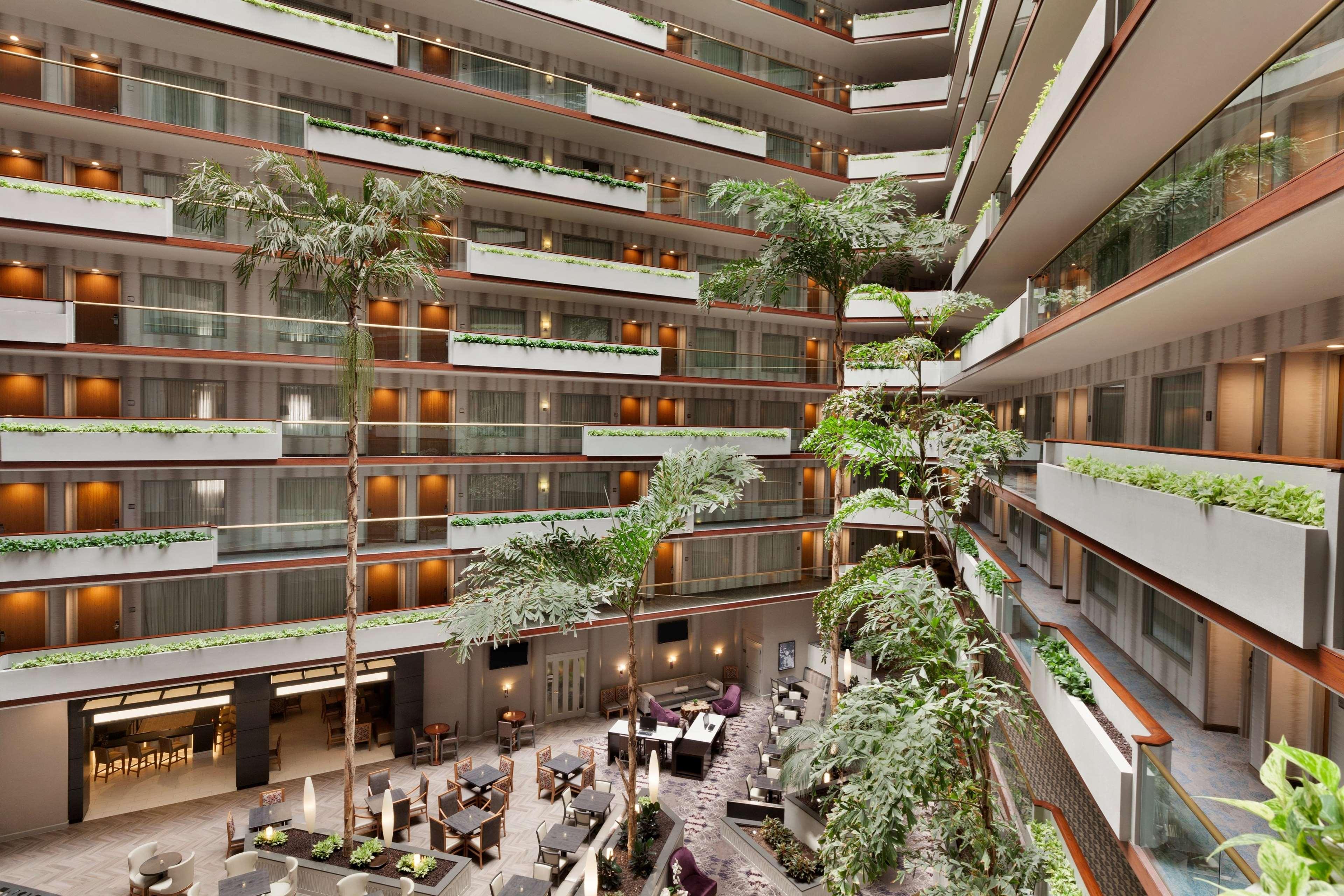Embassy Suites Irvine Atrium