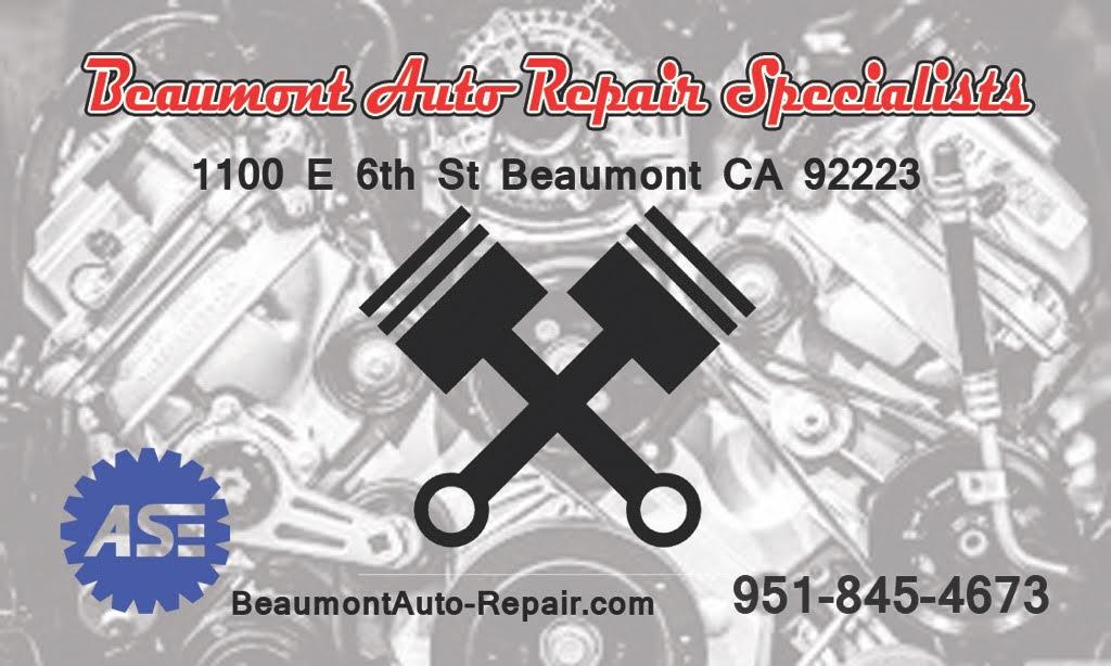 Beaumont Auto Repair Specialist image 0