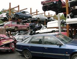 Carter's Auto Salvage - Big Reds image 0