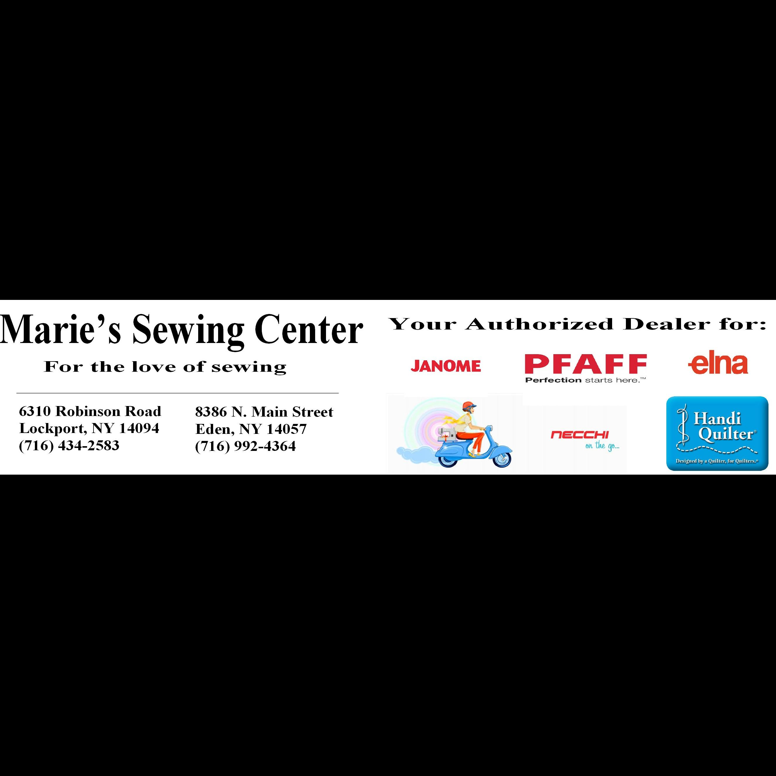 Marie's Sewing Center image 0