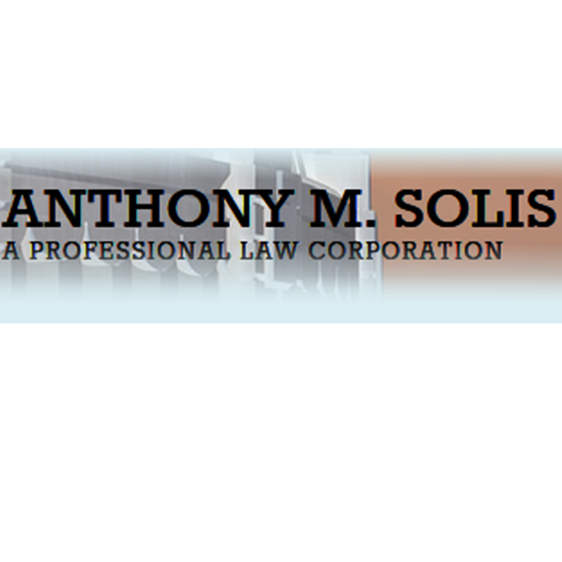 Criminal Justice Attorney in CA Los Angeles 90017 Anthony M. Solis, A Professional Law Corporation 1055 West 7th Street Suite 2140 (213)489-5880