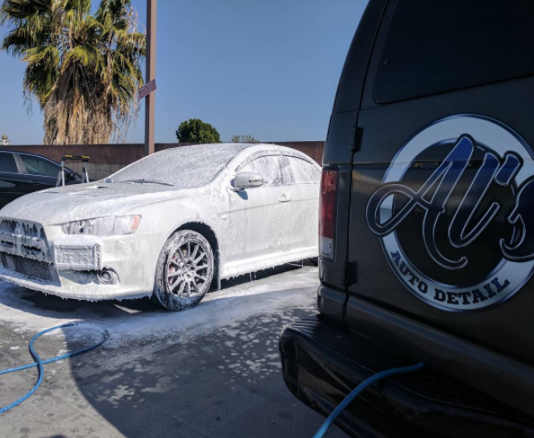 Al's Professional Overspray Removal