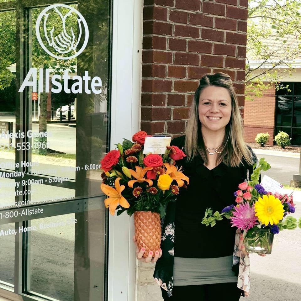 Alexis Goines: Allstate Insurance image 0