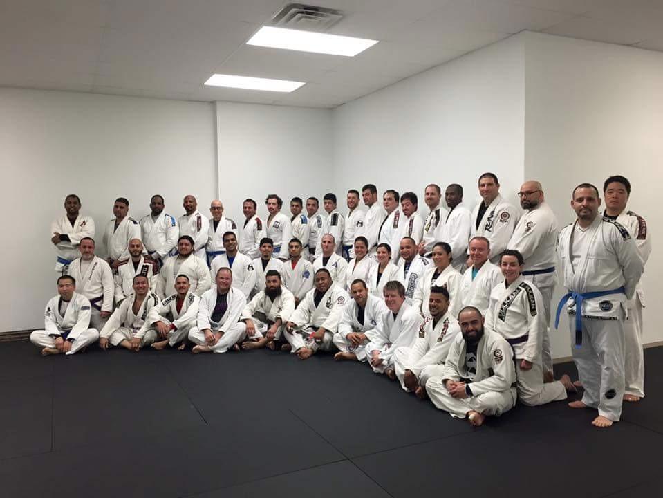 Momentum Brazilian Jiu-Jitsu image 0