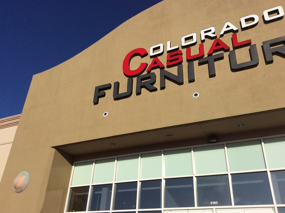 Colorado Casual Furniture At 9180 Wadsworth Pkwy Westminster Co On Fave