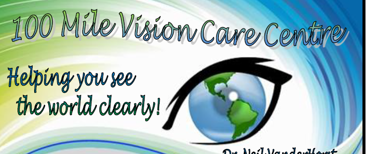100 Mile Vision Care Centre in 100 Mile House