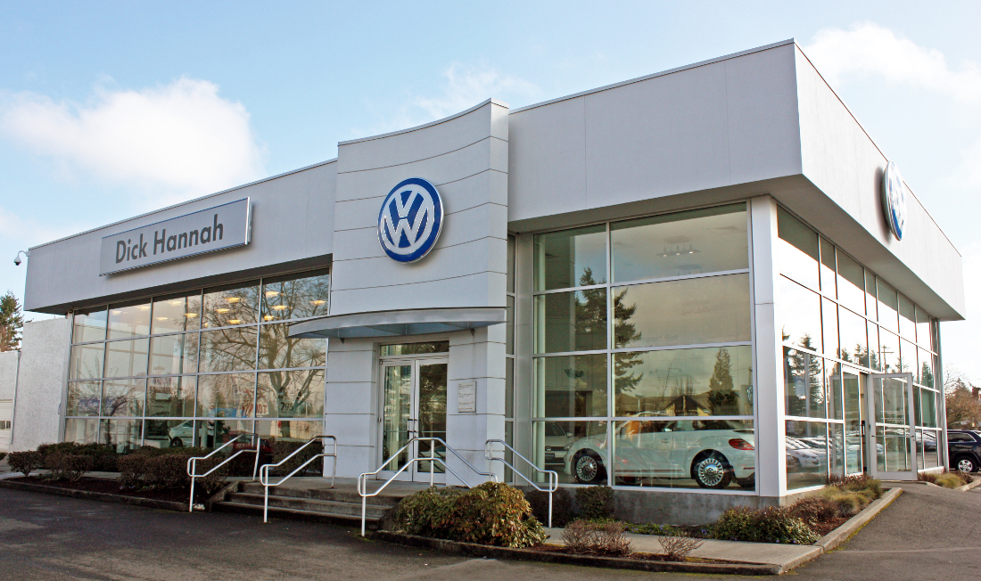 Dick Hannah Vw Of Portland In Portland Or 503 256 3