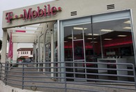 Exterior photo of T-Mobile Store at 3rd St & Kenmore Ave, Los Angeles, CA