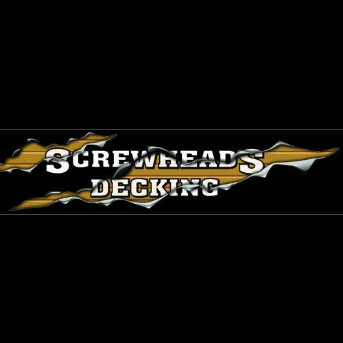 Screwheads Decking