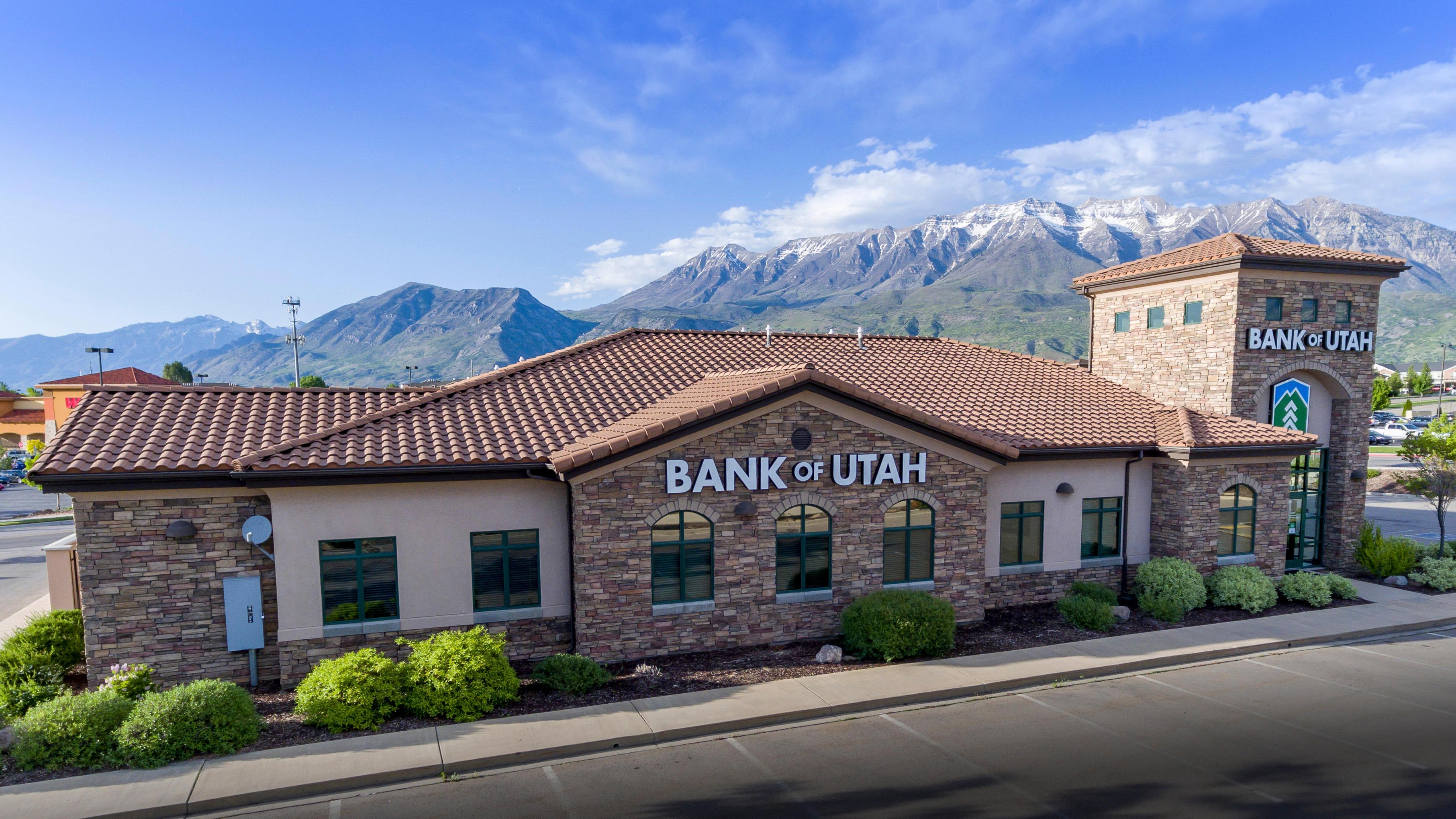 Bank of Utah image 0