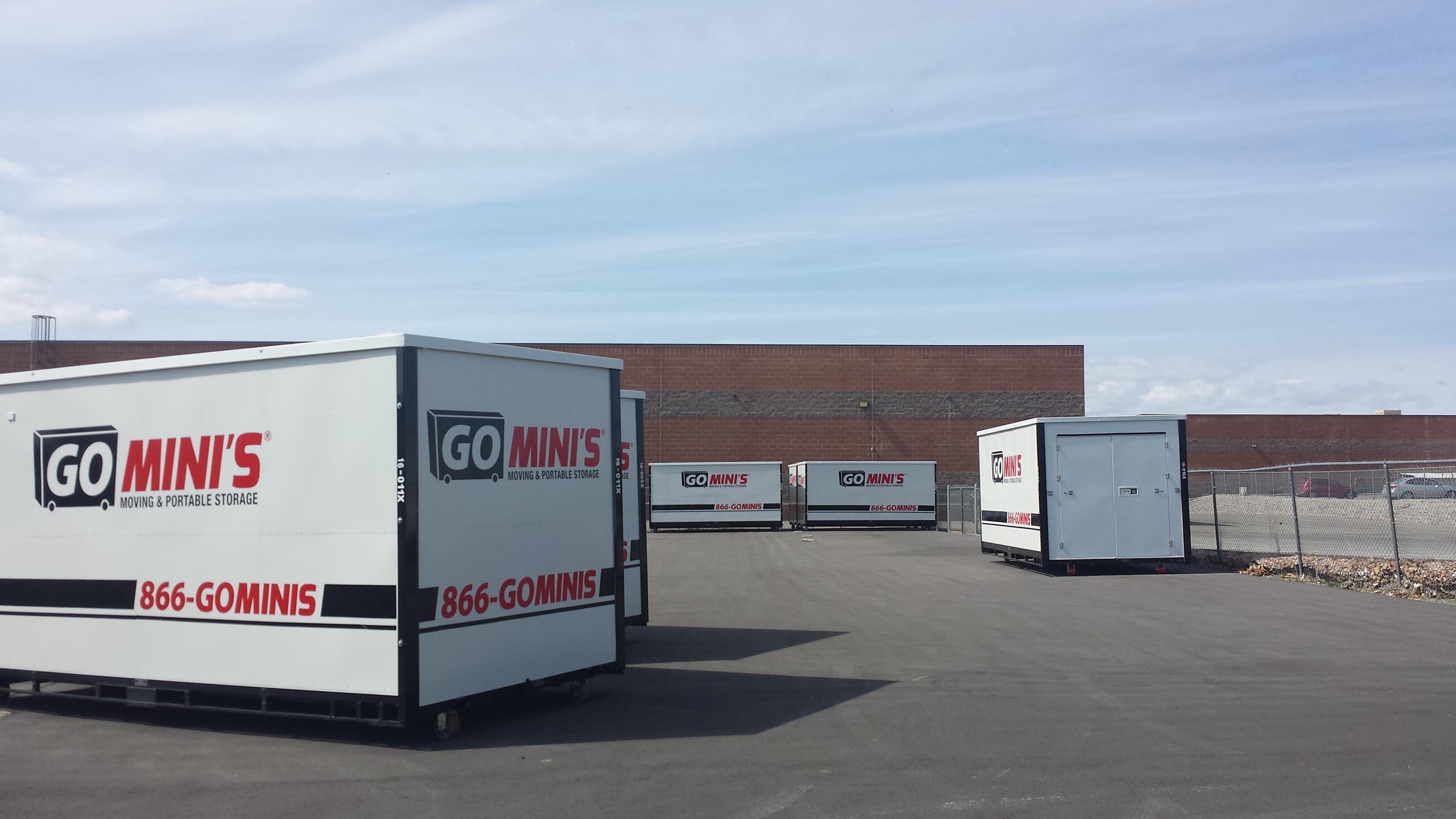 Go Mini's Moving & Portable Storage image 20