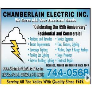 Chamberlain Electric Inc