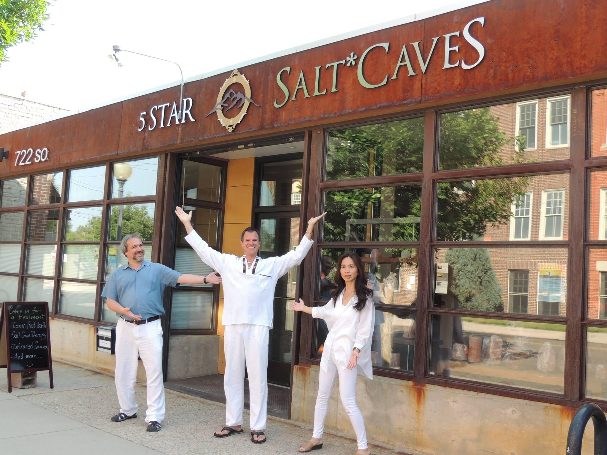 5 Star Salt Caves Wellness Center
