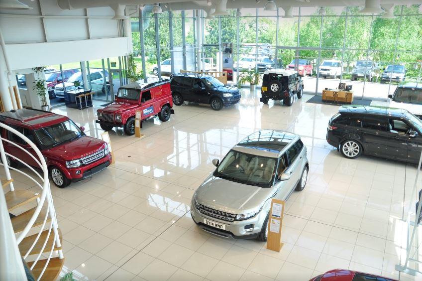 Used Car Dealers Shrewsbury Shropshire