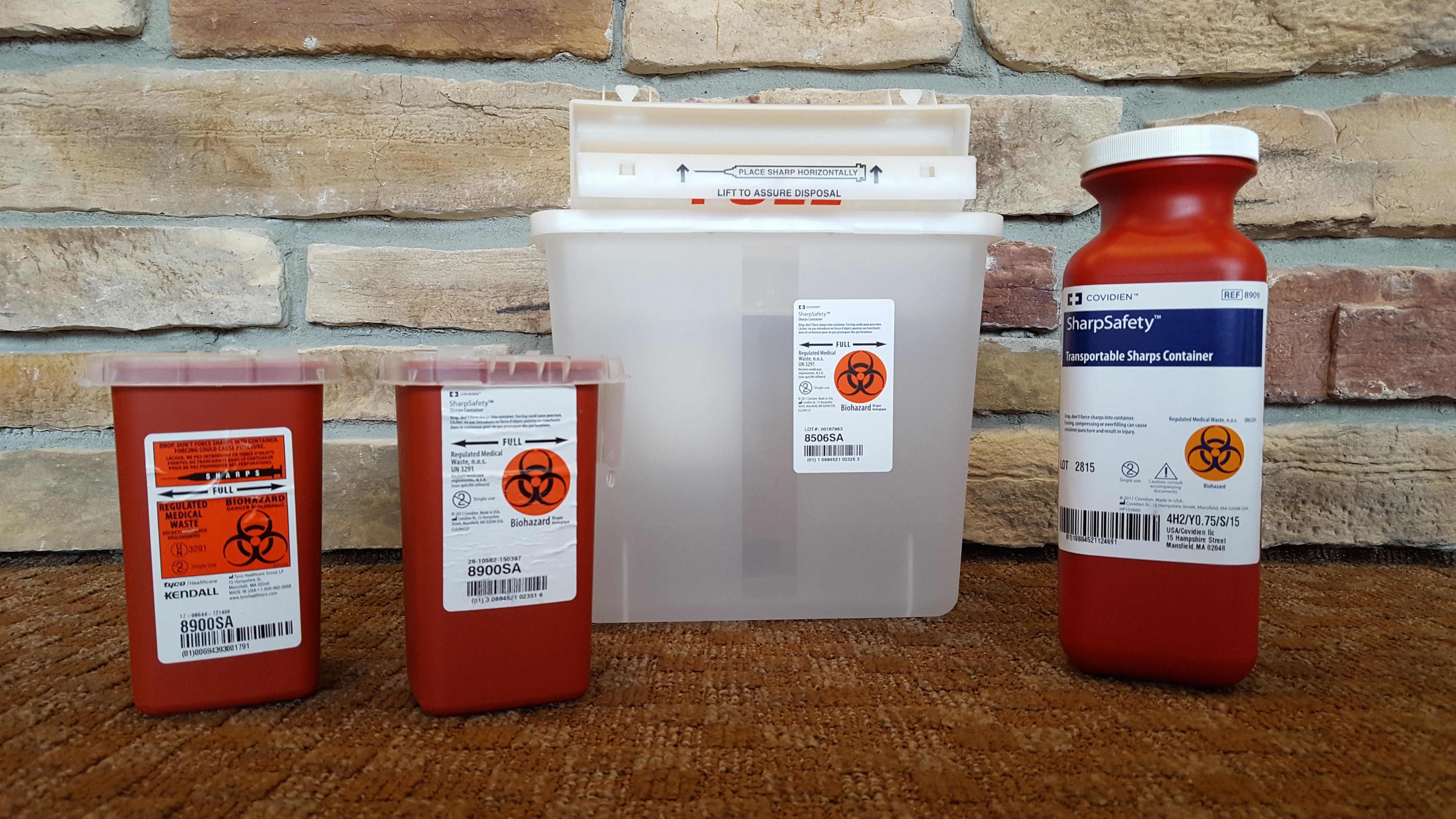 Medical Disposal Systems image 1